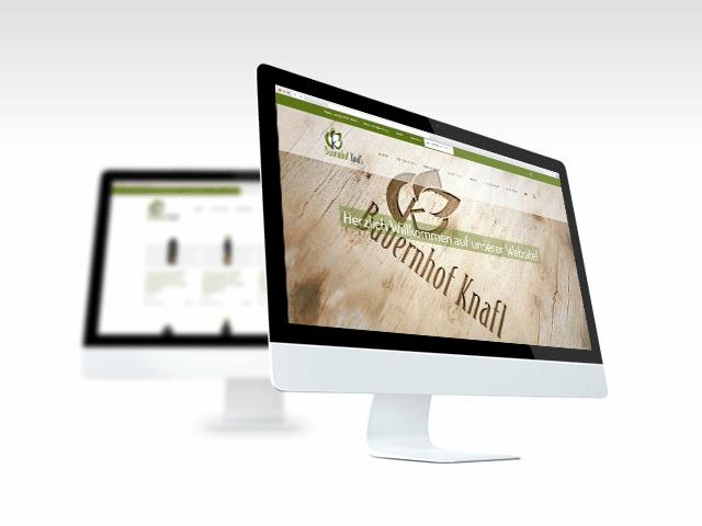 Bauernhof Knafl - Webshop